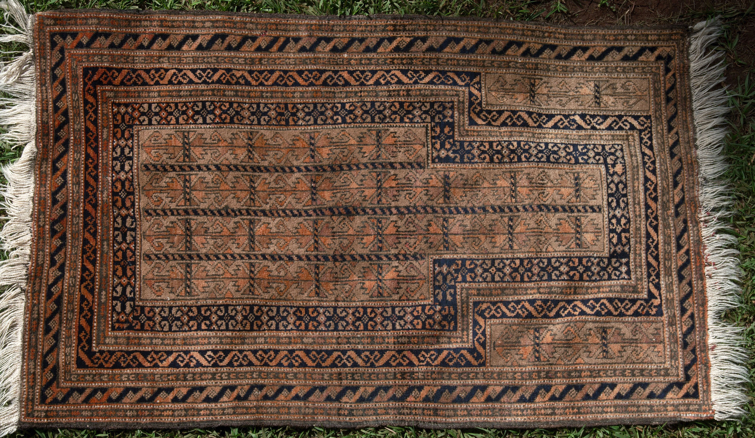 230 An Intriguing Beluch Afghan Prayer Rug Www Bagface