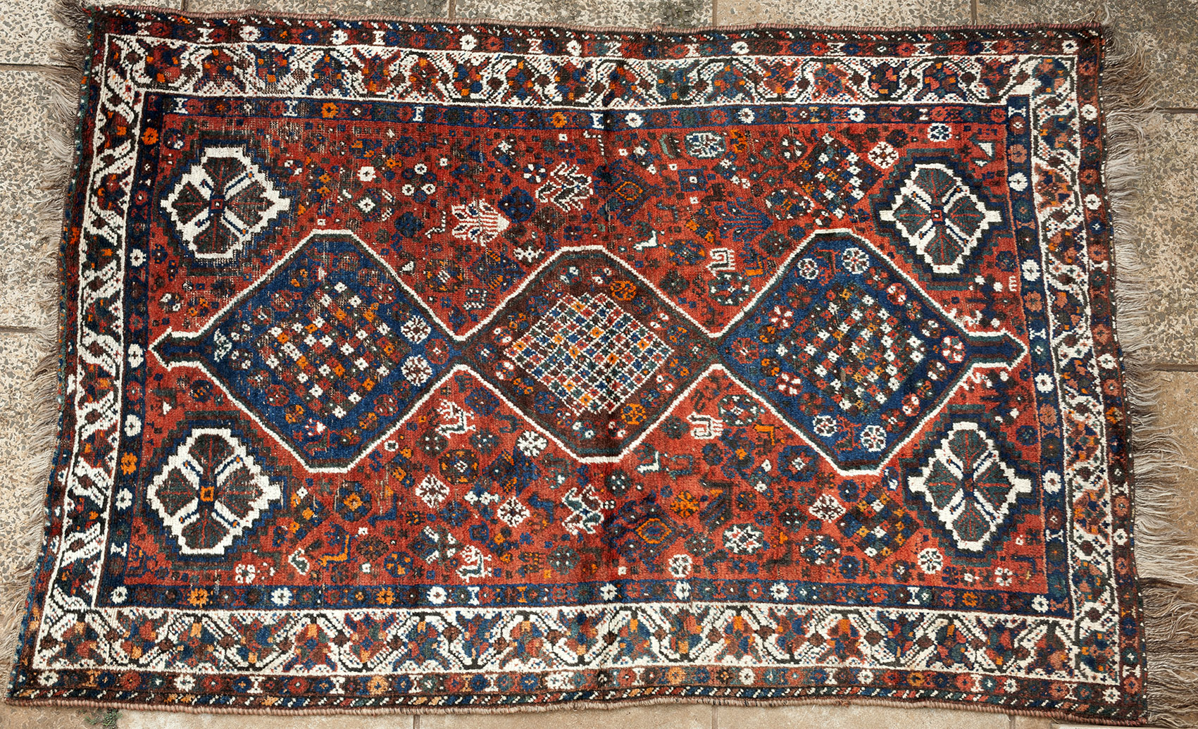 blue modern tabriz rug products tribal