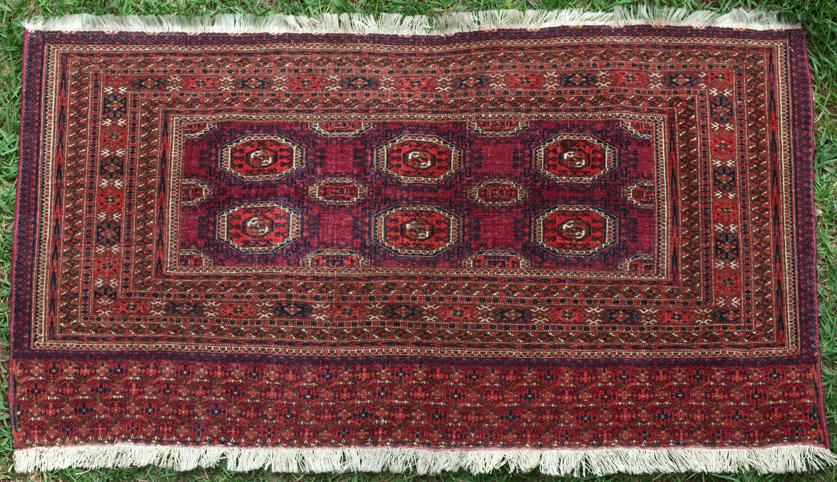 672b Another Immaculate Antique Tekke Juval Www