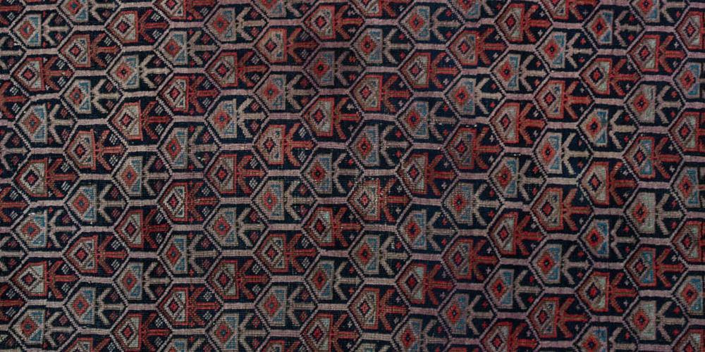 Kurdish Baluch northeast Persia rug