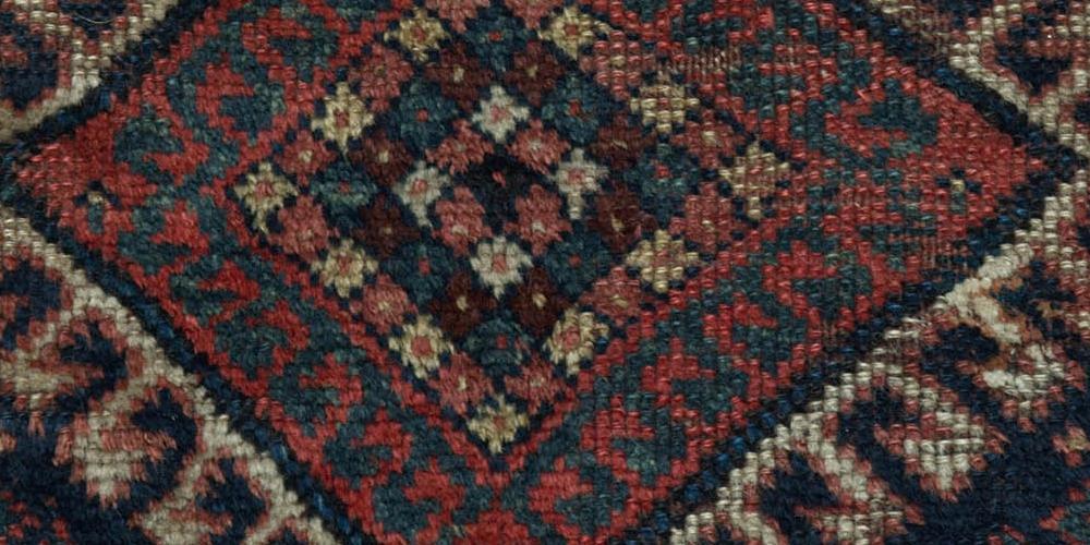 Kurdish Chanteh (vanity bag) Tribal Persian Antique
