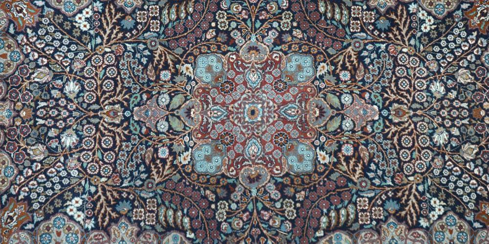 Kashmir Persian design rug