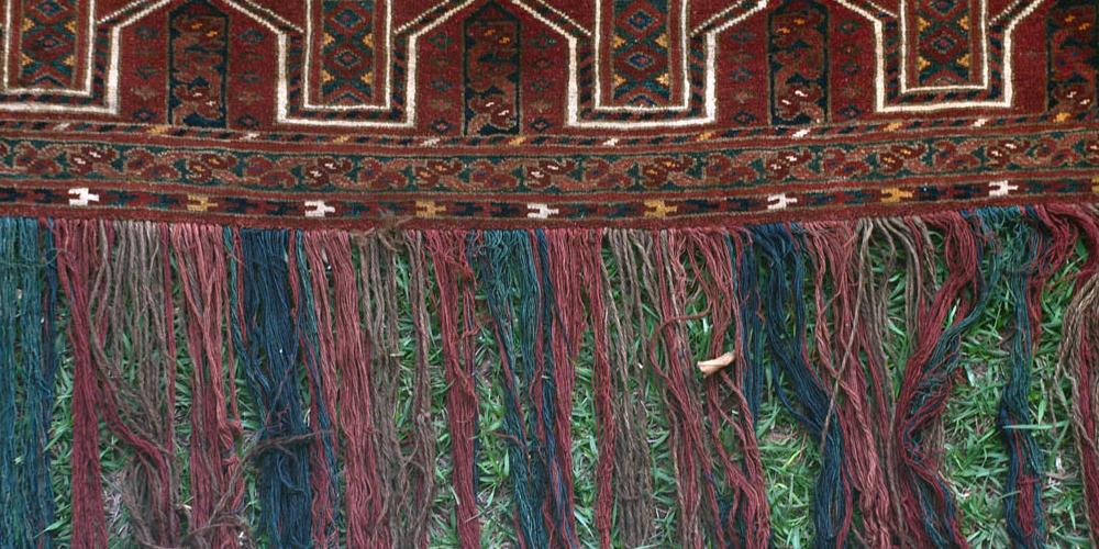 Antique Beshir Turkoman Torba