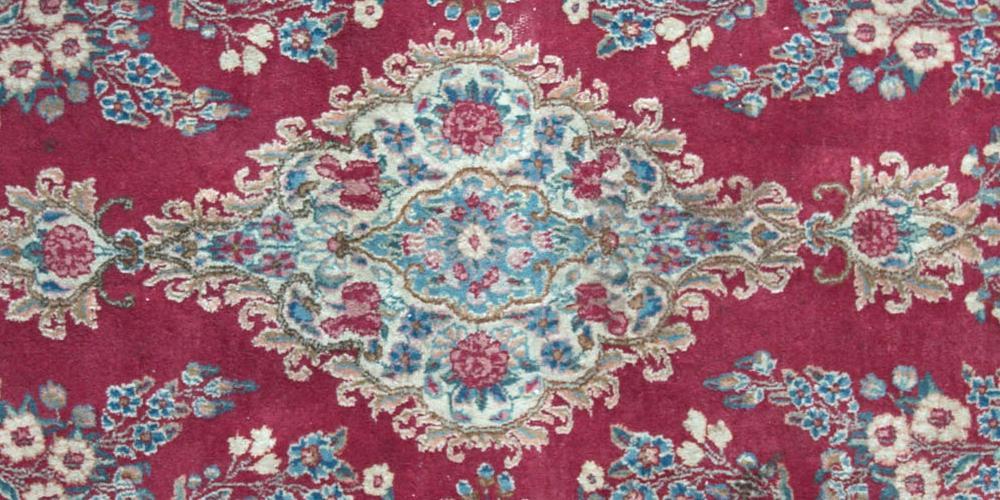 Old Kerman Persian Rug