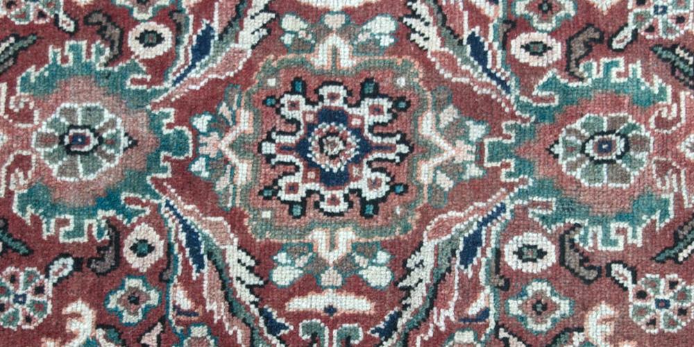 Old Mahal Persian Rug