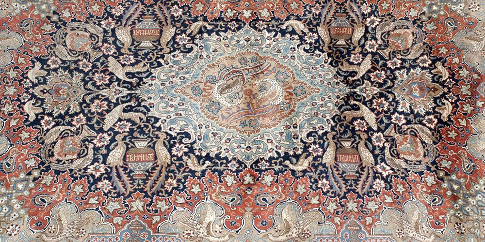 Kashmar Persian carpet