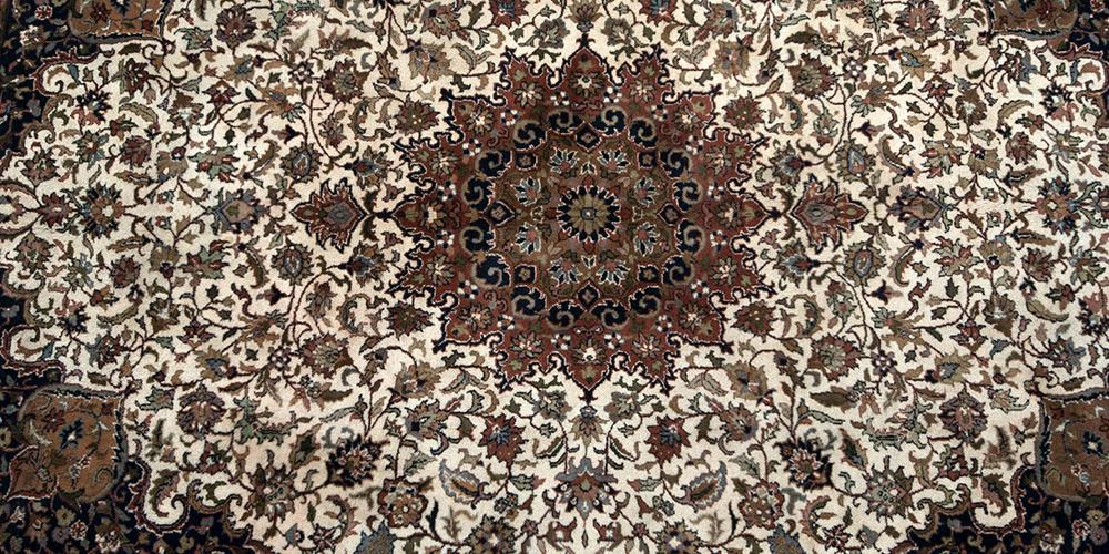 Tabriz northwest Iran carpet
