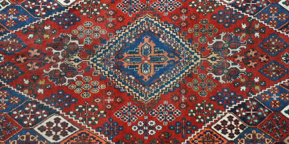 Old Meimeh or Joshagan Persian Carpet