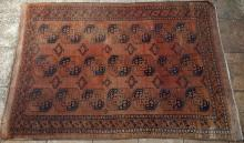 Antique Ersari Afghan Carpet