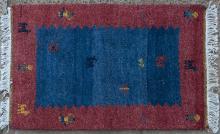 Small Iranian Gabbeh Lori rug