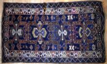 old or antique Caucasian Karagshali (?) rug
