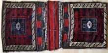 Afghan Baluch Saddle Bag