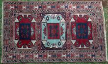An Old Kayseri Turkish Rug