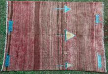 Old Lori 'gabbeh' Tribal Rug Persian