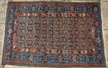 Old Borujerd or Hamadan west Persian rug