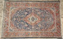 Old to antique Sarouk northwest Persian rug