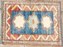 Afghan Chobi Caucasian design