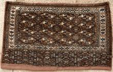 Antique Yomut Turkoman Chuval (storage bag)