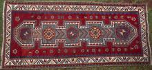 Antique Surahani Shirvan-Baku or Sewan Kazak Caucasian Rug