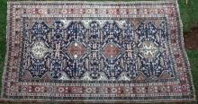 Old Karabagh Caucasian rug