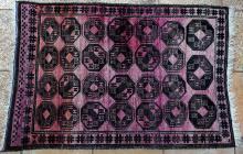 Afghan Baluch Turkoman rug