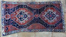 Old Perisian Malayer Village rug
