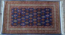 Old Khotan East Turkistan Rug