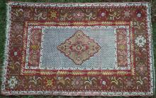 Old Turkish Anatolian Ghiordes or Dazkiri Rug
