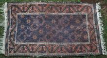 Antique Baluch Afghan Prayer Rug