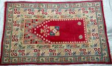 Old Sivas (?) Turkish Carpet