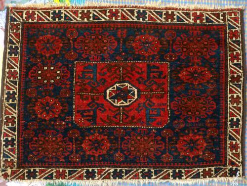 Taimuri Afghan Baluch Bagface Antique