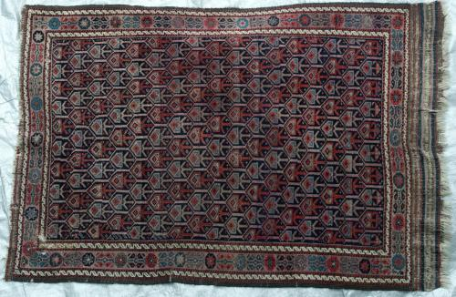 Kurdish Baluch northeast Persia rug