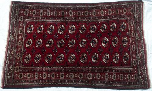 Yomut Tekke N.E Persia Turkoman Central Asia Rug