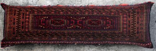 Antique Tekke Turkoman torba or storage bags Central Asia Turkmenistan
