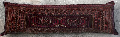 Antique Tekke Turkoman torba or storage bags Central Asia Turkmenistan