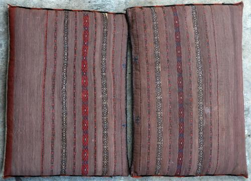 Antique Tekke Turkoman Jawals or storage bags Central Asia Turkmenistan