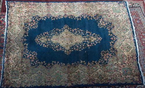 Kerman Antique Persian Carpet