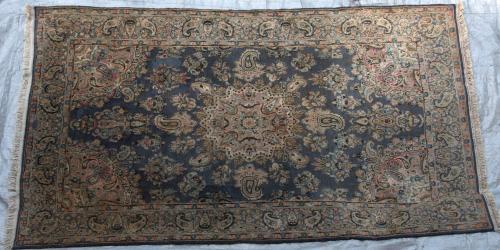 Kerman Antique Persian Rug