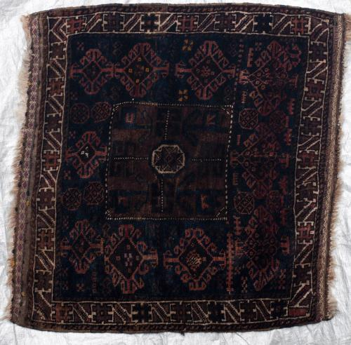 Antique Afghan Baluch Taimuir Khorgin or Bagface