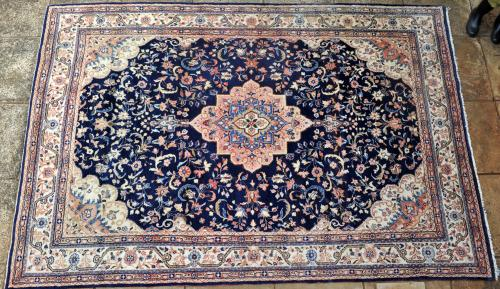 Old Lilian Persian Carpet