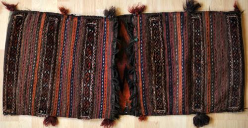 Old Afghan Saddle bag