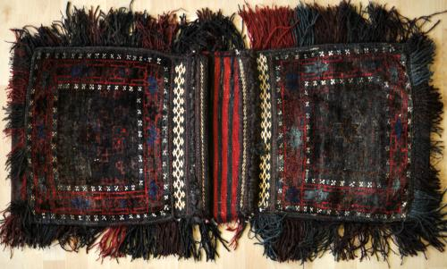 Afghan Baluch Saddle Bag