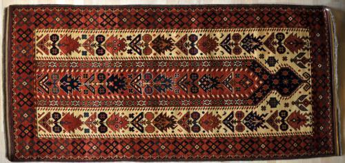 Afghan Beshir design rug