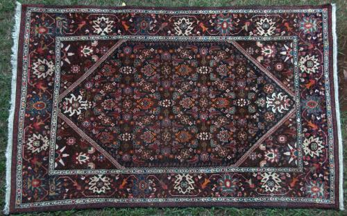 Persian Rug. CHECK PROVENANCE!