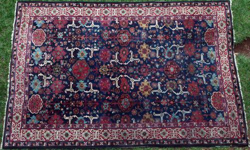 German Tetex or Austiran carpet