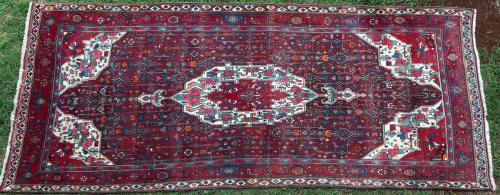 Bijar or Bidjar Kurdish Persian Rug