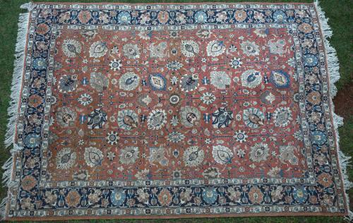 Antique Tabriz Persian Carptet