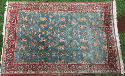 Qum or Ghum Persian Carpet