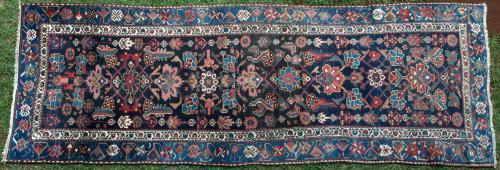 Antique Brojerd Persian Runner