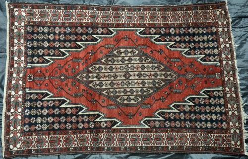 Old Maslaghan Persian Rug